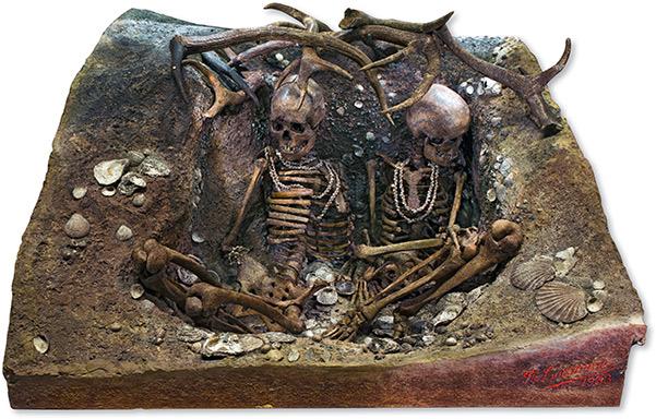 Morts violentes à Téviec. Enquête préhistorique