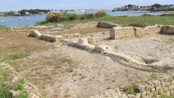 L'éblouissante villa antique de Mané-Véchen