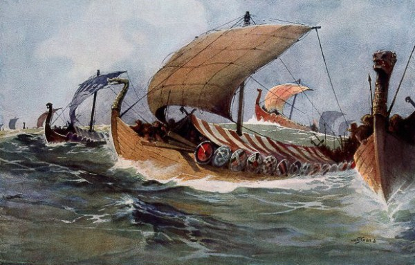 Quand la Bretagne était viking