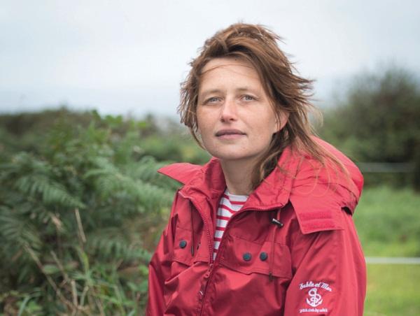 Un bout de chemin… avec Blandine Schlewer