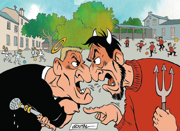 À la conquête des mairies bretonnes