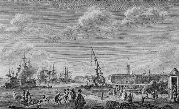La Compagnie des Indes en Bretagne