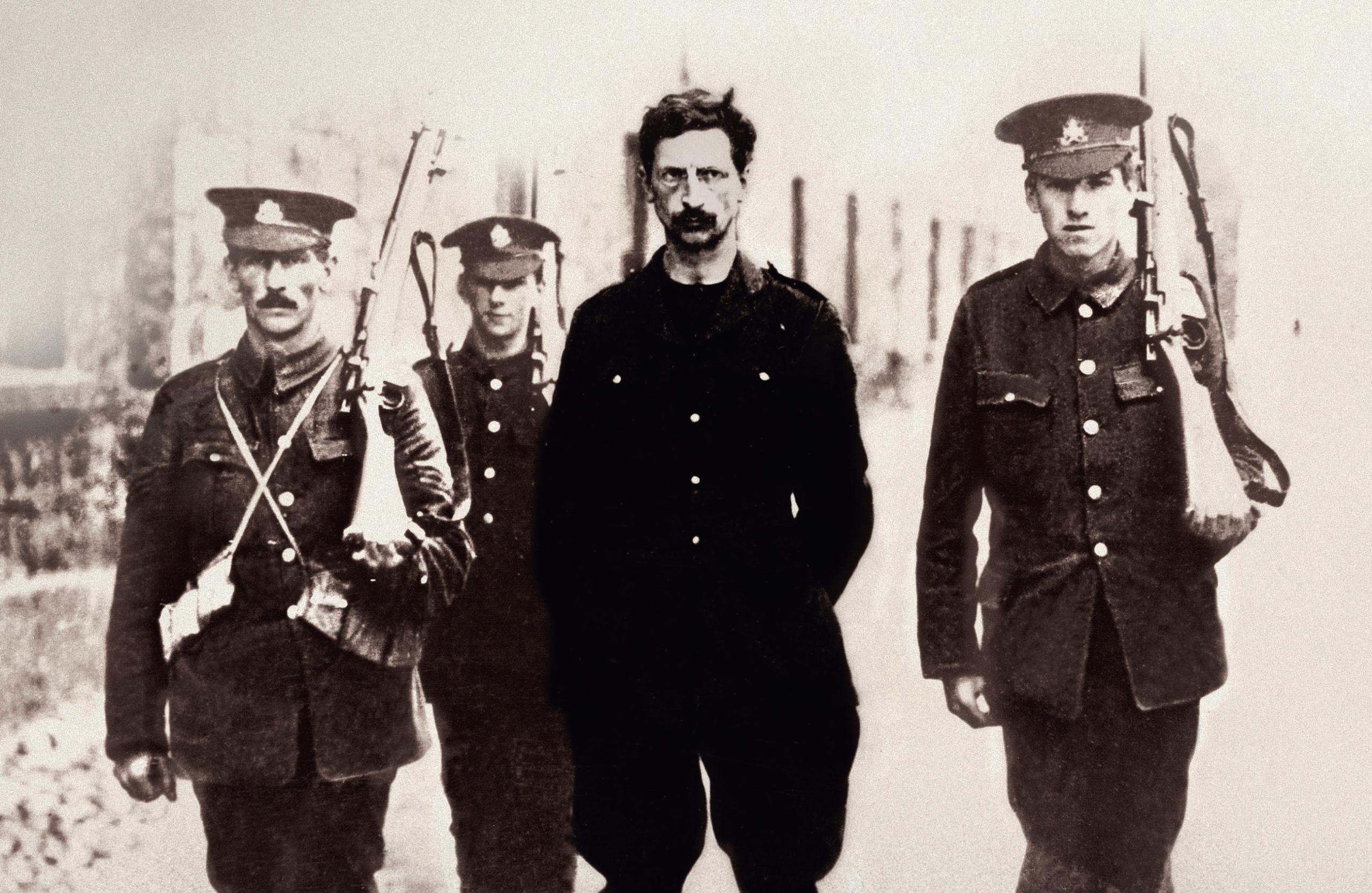 L'Irlande au coeur des deux guerres mondiales