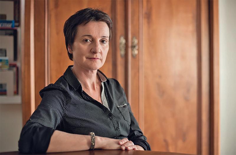 """Fabienne Juhel, """"Le livre rend libre"""""""