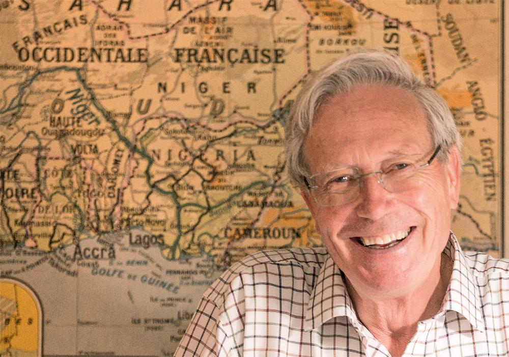 Yves Lebahy, géographe engagé