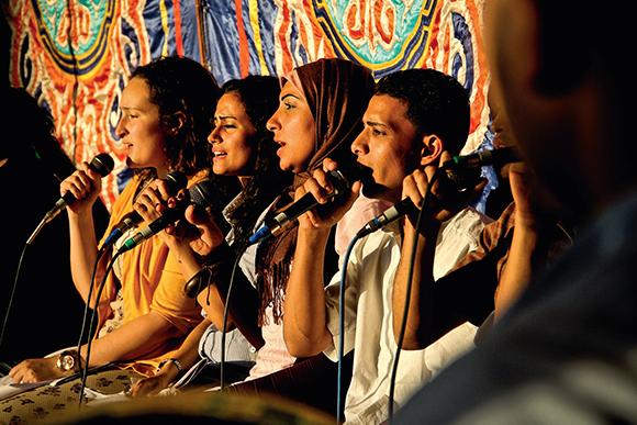 Festival NoBorder, dédié aux musiques populaires