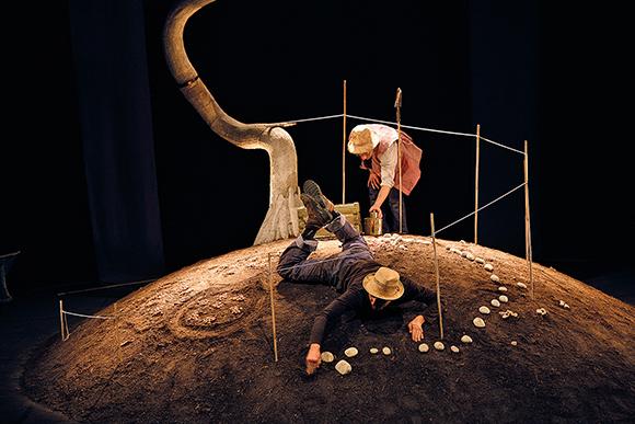 Teatr Piba, les héritiers trouvent leur voie