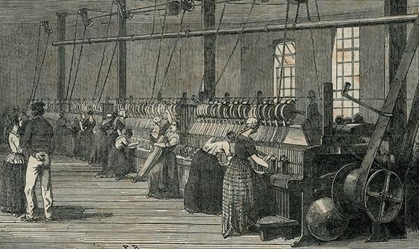 Grandeur et décadence de la Bretagne toilière