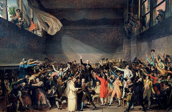 Isaac Le Chapelier, un révolutionnaire et une loi