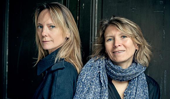 Delphine et Muriel Coulin, soeurs d'armes