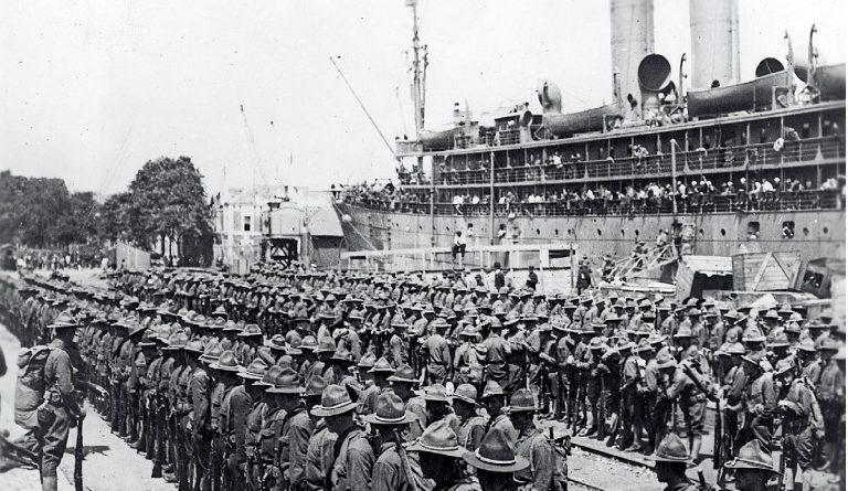 1917 Au coeur du conflit mondial