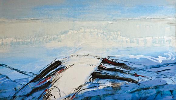 Yves-Marie Péron dans la douceur du ciel