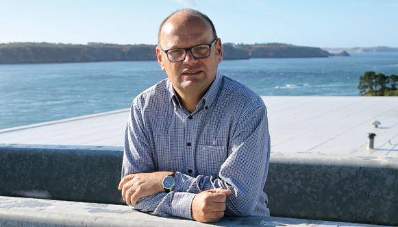 Patrick Poupon : une autre vision de la mer