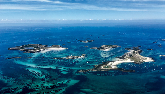 L'archipel d'un autre hémisphère