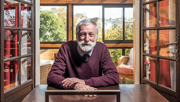Alain Kervern, maître des mots de saison