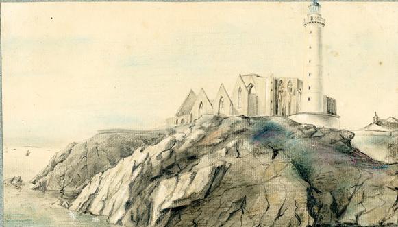 L'album breton du marin Félix Marant-Boissauveur