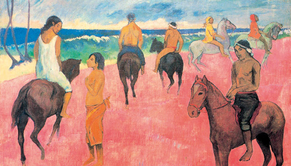 Paul Gauguin au paradis des Marquises