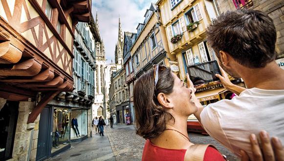 Le tourisme à l'heure du numérique