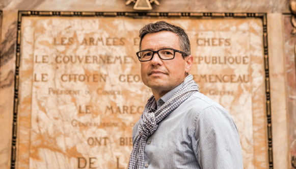Yann Lagadec, l'histoire sinon rien