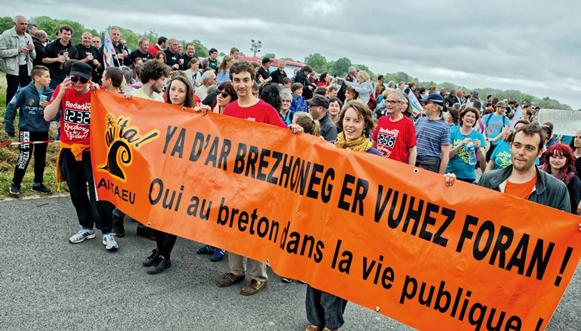 Langues de Bretagne : les surprises du nouveau sondage