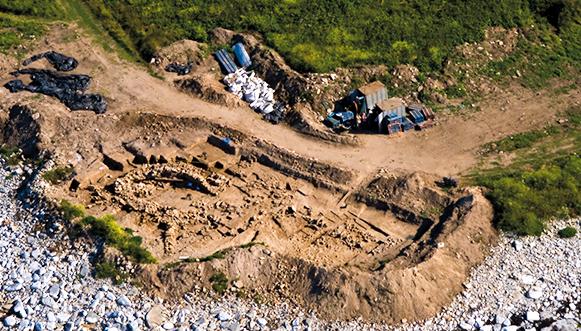 Habiter et vivre en Bretagne, il y a 4 000 ans…