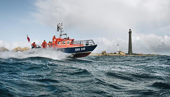 Société nationale de sauvetage en mer, Plus d'un demi-siècle au service des marins