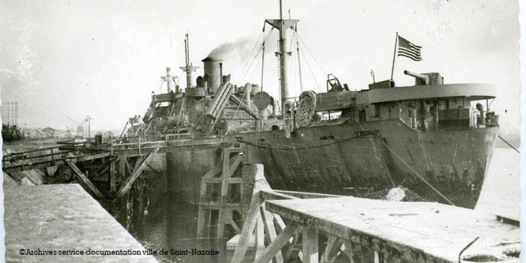 1945-1950 : Saint-Nazaire à l'heure des Liberty Ships